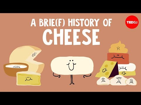 Fascinating: A Brief History of Cheese!