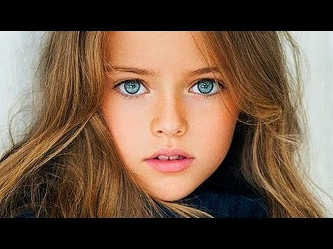 Meet World's Most Beautiful 10 Year Old Girl - Kristina Pimenova