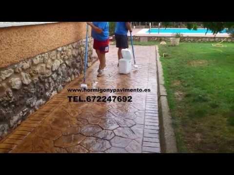 Hormigon Impreso Tinieblas De La Sierra 672247692 Burgos