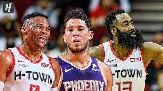 Phoenix Suns vs Houston Rockets - Full Game Highlights | December 7, 2019 | 2019-20 NBA Season