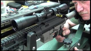 Watch in HD 720.... This is a reload from some time back... We take alook at the MI Scope mounts and install the scope... Scope Mounts.... http://www.midwest...