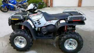 8. Polaris Sportsman 700 twin 2003 For Sale $4700 obo SOLD