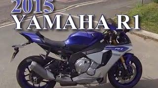 10. 2016 Yamaha R1 - First ride, full review and walkaround - Yamaha YZF-R1 Motorcycle