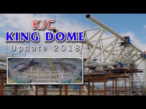 KJC kingdome Construction Update 2018