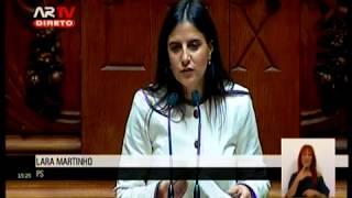 Lara Martinho alerta para urgência de descontaminação ambiental da ilha Terceira