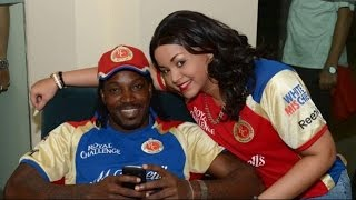 West Indies Cricketer Chris Gayle Family and Personal Life