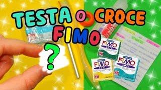 TESTA O CROCE FIMO (VIDEO TAG) Cosa uscirà? || Iolanda Sweets