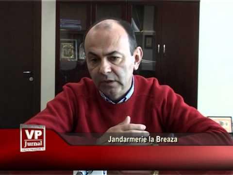 Jandarmerie la Breaza
