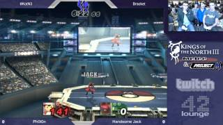 KotN3 – Ph0t0n (Ness) vs Handsome Jack (Lucario) – Project M Winners Bracket