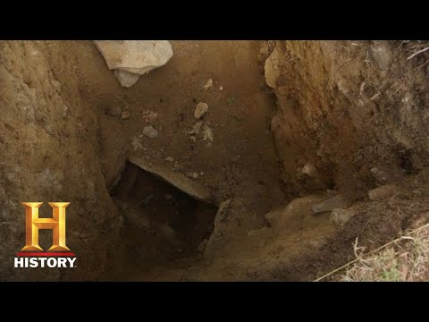 The Curse of Oak Island: ANCIENT TUNNEL UNEARTHED at Lot 21 (Part 1) (Season 7) | History