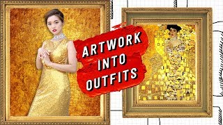 I've always been a huge lover and appreciator of the arts, so in this video I thought I'd bring these historic images into REAL LIFE OUTFITS! ------------------------------------------💎 Subscribe and become a Jem today: http://bit.ly/2iLayjY 💎------------------------------------------➫ Instagram: http://instagram.com/imjennim➫ Twitter: http://twitter.com/imjennim➫ Facebook: http://facebook.com/imjennim➫ Spotify: http://bit.ly/2rctq05➫ Snapchat: http://snapchat.com/add/jennimsnaps------------------------------------------➫ Graphics by Dawn Lee: http://bit.ly/2a0wWpA➫ Video edited by Jenn Im------------------------------------------❐ ON ME ❏➥ Top: Privacy Please➥ Earrings: 8 Other Reasons➥ Lips: Mac - Keesh------------------------------------------❐ MUSIC ❏➫ Epidemic Sound➫ DJ Grumble's Soundcloud: http://bit.ly/1ElnUag➫ DJ Grumble's Spotify: http://spoti.fi/2s5bRD7------------------------------------------FTC: This video is NOT sponsored!