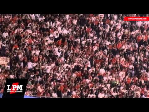 Video - Gol + Vamos todos unidos... - River vs Vélez - Final 2014 - Los Borrachos del Tablón - River Plate - Argentina
