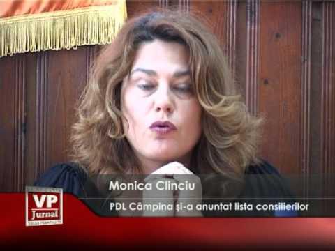 PDL Câmpina şi-a anunţat lista consilierilor