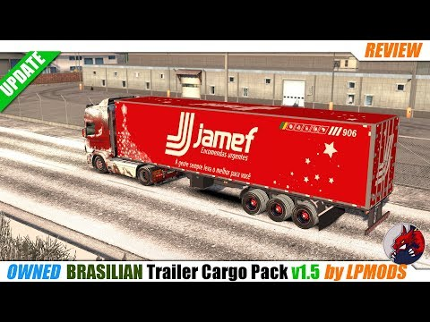 Brazilian Trailer Cargo Pack v1.5