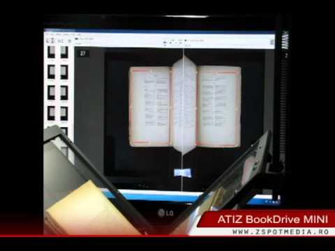 Presentare limba romana scaner Atiz