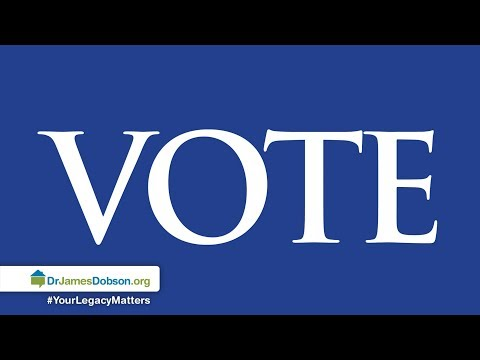 Vote | Get Out and Vote with Jenna Ellis and the Dobson Policy Center