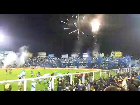atletico tucuman 0 vs river plate 3 recibimiento (infiltrado) - La Inimitable - Atlético Tucumán