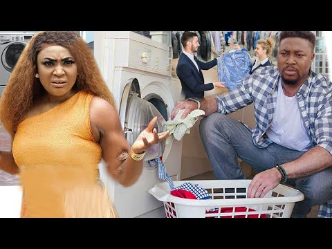 """Nosa The Poor Dry Cleaner & The Arrogant Celebrity Boss Lady """"New Movie"""" Nosa Rex - 2021 Movie"""