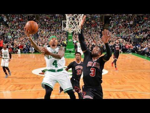 Bulls Lose 3 Straight After Winning 1st Two Games! Bulls Celtics Game 5 (видео)
