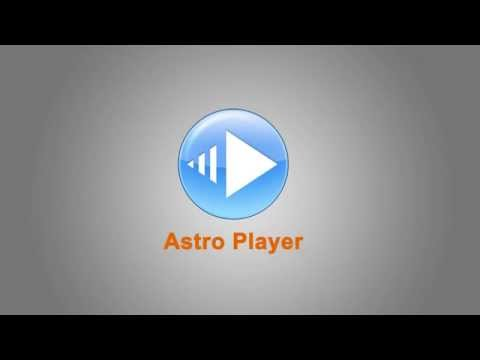 Video of Astro Player
