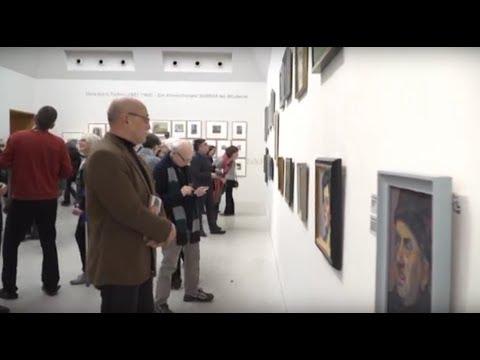 Dora Koch-Stetter: Kunstmuseum Ahrenshoop hebt Schatz ...