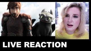 Video How to Train Your Dragon 3 Trailer REACTION MP3, 3GP, MP4, WEBM, AVI, FLV Juni 2018
