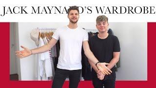 WARDROBE TOUR | #INTHECLOSET WITH JACK MAYNARD