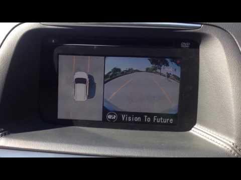 Camera 360 độ oris cho xe Mazda CX5 2016