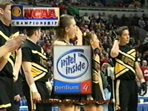 Indiana vs Iowa - 3/11/2001 - Big Ten Tournament Title Game