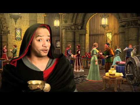 The Sims Medieval TV Commercial