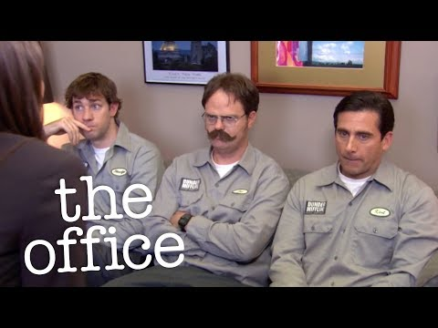 We Will Burn Utica To The Ground  - The Office US