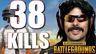 "Video Doc's ""38 Klll-Game"" on PUBG with Grimmmz and Anthony! MP3, 3GP, MP4, WEBM, AVI, FLV April 2018"