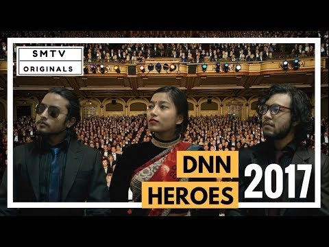 (DNN HEROES 2017 - Duration: 4 minutes, 8 seconds.)