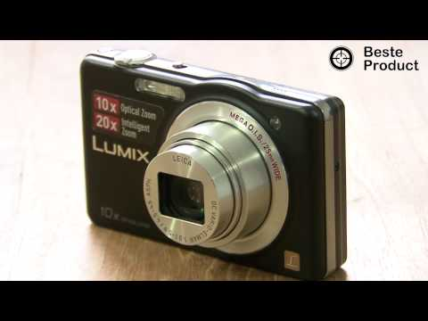 Panasonic Lumix DMC-SZ1 review