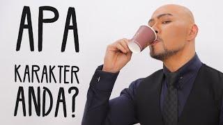 Download Video SAYA LIHAT KARAKTER ANDA DARI SEGELAS KOPI ☕️ MP3 3GP MP4
