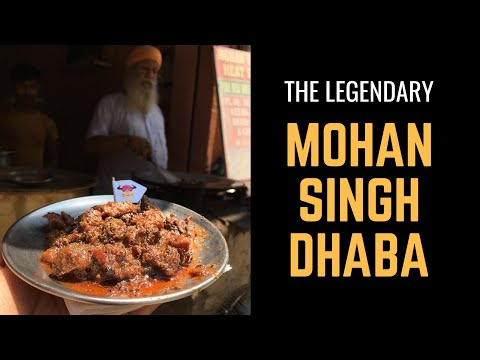 Video The Legendary Non Veg Dhaba | Mohan Singh Meat Shop download in MP3, 3GP, MP4, WEBM, AVI, FLV January 2017