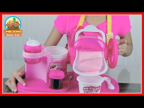 Mainan Anak My Ice Cream Maker - Make Your Own Ice Cream