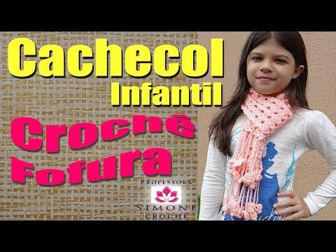 Cachecol Infantil