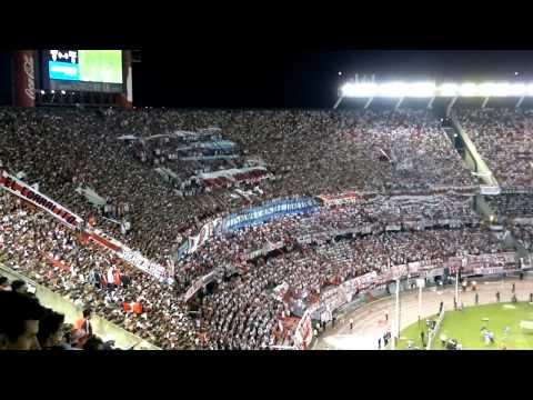Video - PONGA HUEVO QUE GANAMOS - River Plate vs Atlético Nacional - Copa Sudamericana 2014 - Los Borrachos del Tablón - River Plate - Argentina