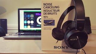 Video Sony MDR-ZX110NC Review MP3, 3GP, MP4, WEBM, AVI, FLV Juli 2018
