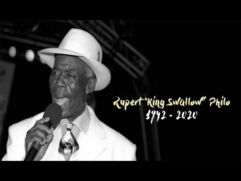 Best of Mighty King Swallow Greatest Hits - Old Soca Mix Tribute to Mighty King Swallow R.I.P