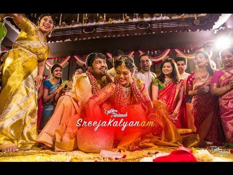 SREEJAKALYANAM II CHIRANJEEVI DAUGHTER Wedding Trailer