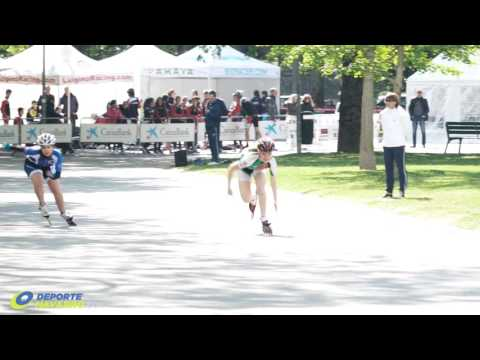 Campeonato navarro 100 metros contrarreloj 9
