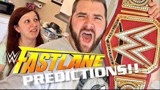 Nonton WWE FASTLANE 2017 PPV PREDICTIONS! GRIM VS HEEL WIFE EVERYTHING ON THE LINE! Film Subtitle Indonesia Streaming Movie Download