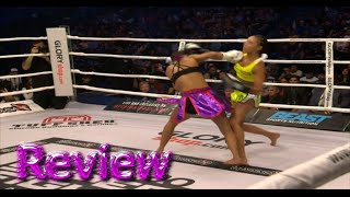 Kickboxing GLORY 30 Los Angeles Tiffany Van Soest vs Esma Hasshass Review by Crazy Joe & Big Dog Jimmy at GLORY 30 SUPERFIGHT SERIES Subscribe To CrazyJoezGa...