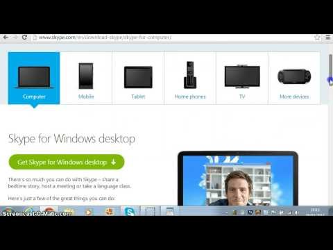 how to download skype for windows 7