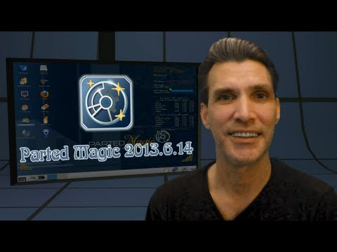 Review ::: Parted Magic 2013-6-14