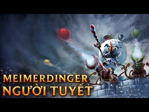 Heimerdinger Người Tuyết - Snowmerdinger