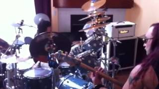 Anthony Lucero Rush Studio Live Dress Rehearsal.
