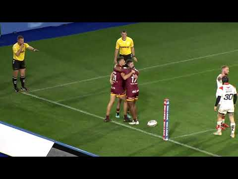 Betfred Super League: Huddersfield Giants vs Catalans Dragons (13.9.2019)